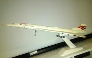 ESCALA 1:72 AVION CONCORDE