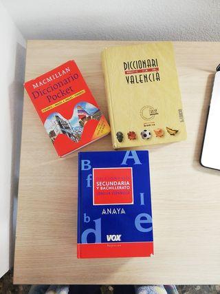 Diccionarios pack