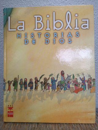 La Biblia. Historias de Dios