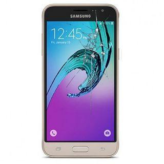 Reparacion pantalla Samsung J3 2016 J320F DORADA