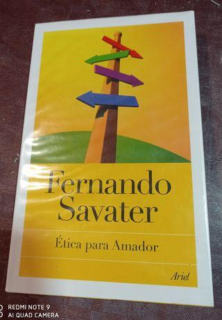 """libro """"Ética para Amador"""""""