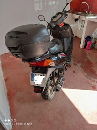 Scooter KENROOD 125cc