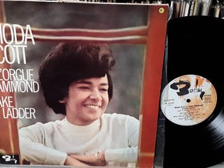 lp Vinilo Rhoda Scott Hammond jazz