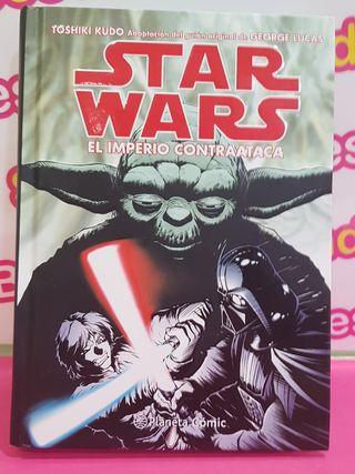 Star wars el imperio contra ataca