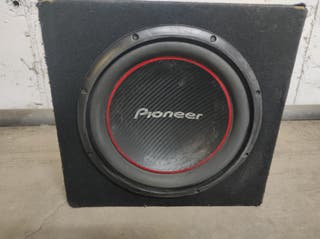 subwoofer Pioneer coche