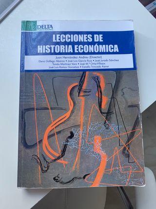 libro Historia Economica