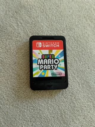 super Mario party Nintendo switch/lite