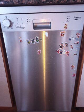 vendo lavavajillas Beko 75 euros