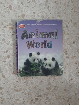 Animal world libro