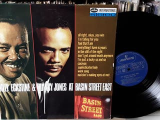 lp Vinilo Quincy Jones Billy Eckstine Jazz