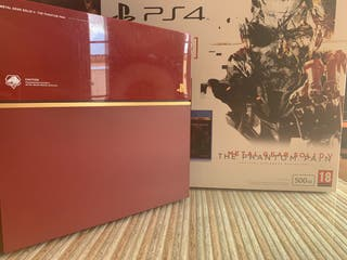 PS4 Edicion especial Metal Gear