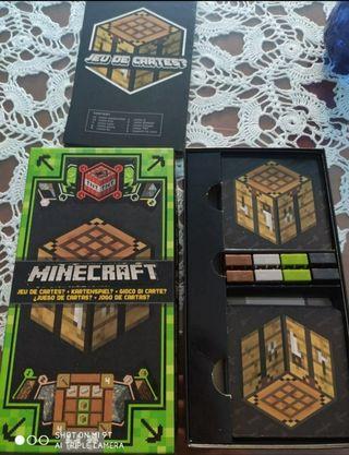 juego de mesa minecraft para jugar o coleccionar