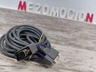 Latiguillo de monitor y video digital PRO 5m VGA