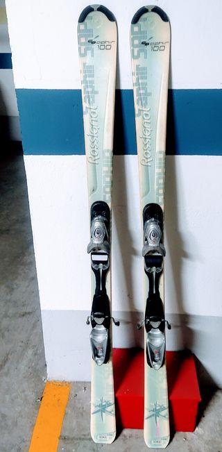 esquís rossignol 146