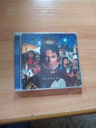 MICHAEL JACKSON ; MICHAEL CD