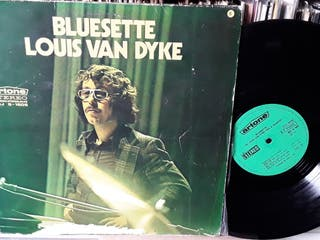 lp Vinilo Louis Van Dyke Bluesette 1972 jazz