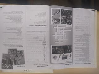 English file oxford (student's book + workbook)