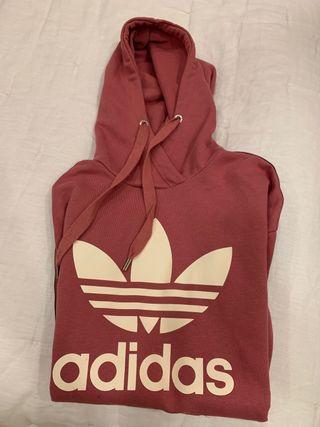Jersey Adidas rosa palo.