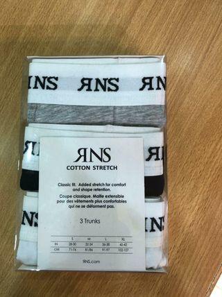 brand new RNS men boxers trunks set