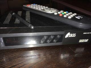 Receptor satélite Iris 2600 HD