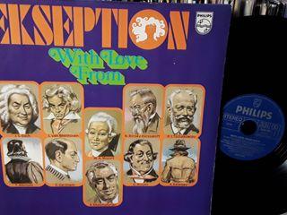 lp Vinilo Ekseption With love 1971-75 Progresivo
