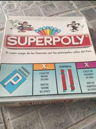 juego superpoly completo