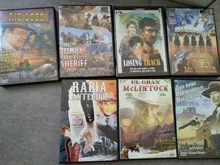 películas del oeste clasicas dvd