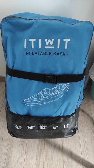 kayak Itiwit 2 personas