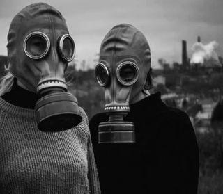 Máscara anti gas GP-5 Rusa Sovietica