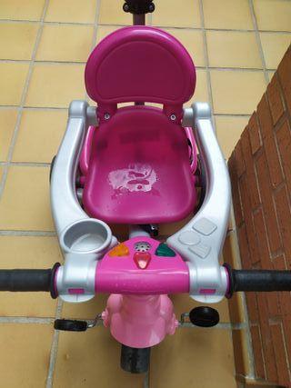 Triciclo correpasillos andador juguete infantil ni