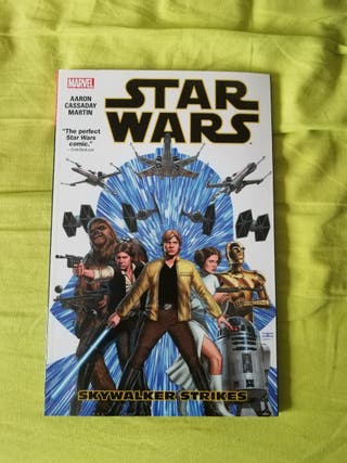 Pack 5 comics Star Wars (2015)