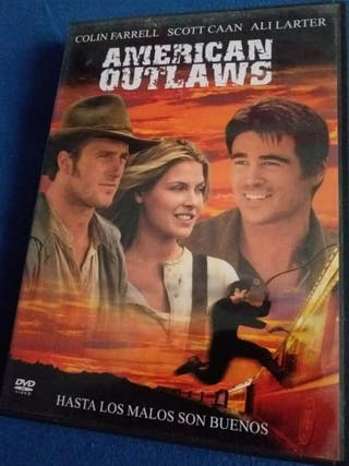 American Outlaws (2001) DVD