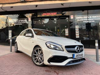 Mercedes-Benz A45AMG 2018