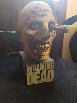 THE WALKING DEAD LIMITED EDITION (CABEZA ZOMBIE)
