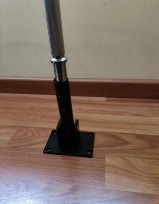 Eje Landmine Remo en punta 28 mm
