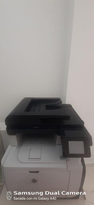 Impresora HP Pro MFP M521 PCL 6