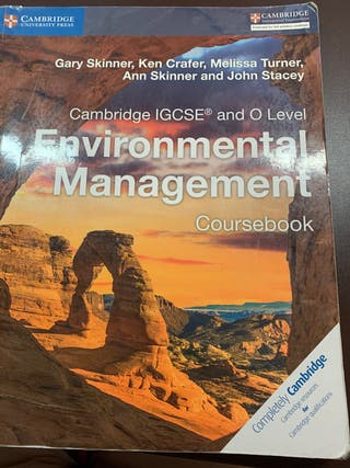 Libro de environmental Management