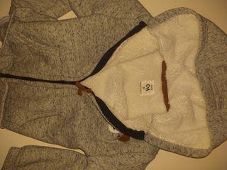 chaqueta niño talla 98cm para