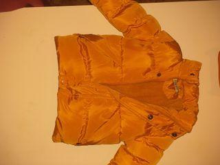 chaqueta de invierno para 1-2 años.