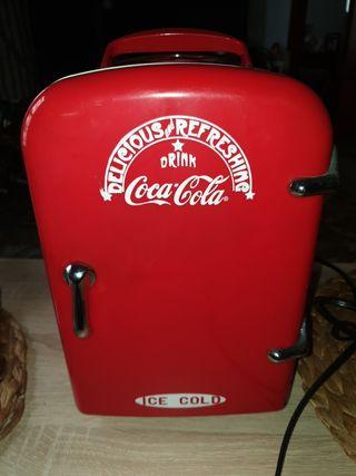 mini nevera coca'cola