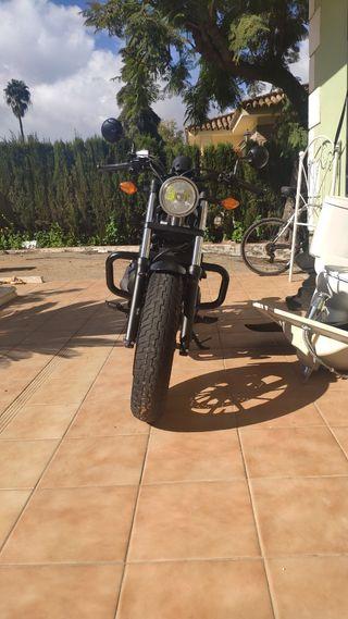 Defensas Honda Rebel cmx 500
