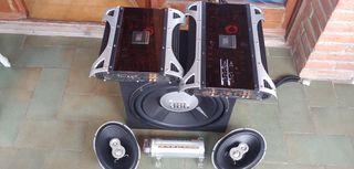 Equipo de Sonido JBL y VIETA