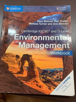 Libro Environmental Management