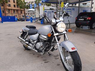hyosung aquila 125cc custom