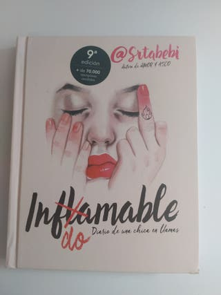 "Libro ""indomable"" de @srtabebi"
