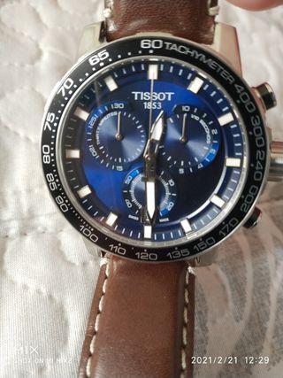 Reloj Tissot Chrono Sport