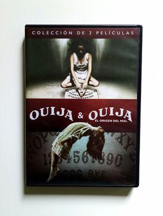 """DVD Películas """"Dúo"""" Ouija"""