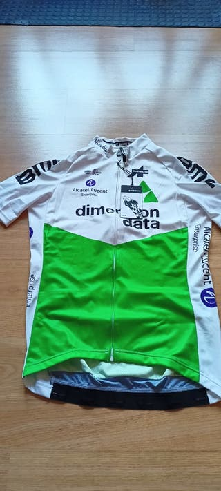 maillot Assos rs dimension data
