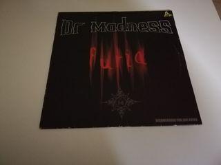 vinilo Dr Madness- Furia