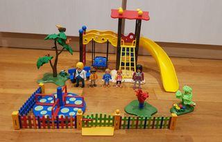 Playmobil parque - guardería City life 5568